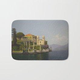 Villa at Lake Como Bath Mat