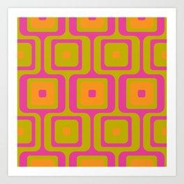 modcushion 6 Art Print