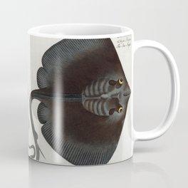 Vintage Stingray Illustration (1785) Coffee Mug