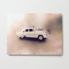 1952 Deluxe Chevy Belaire Hotrod Metal Print