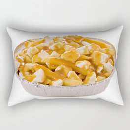 Poutine Rectangular Pillow