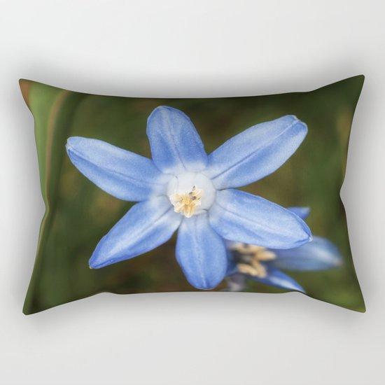 Snow glories Rectangular Pillow