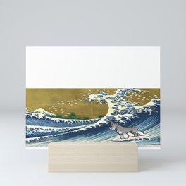 Schnauzer 1 Mini Art Print