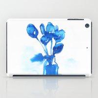 tulips iPad Cases featuring Tulips by Zsofi Porkolab