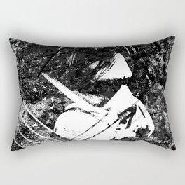 Weddersin - Existence and Extinction 3/3 Rectangular Pillow