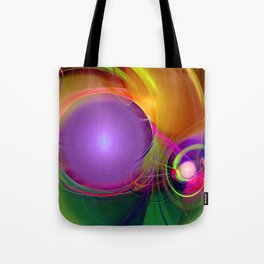 Gravitational Attraction Tote Bag