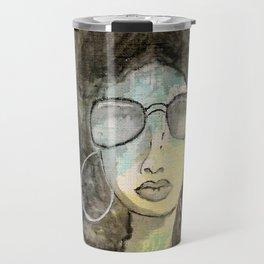 Dope Girl Travel Mug