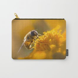 The Busy Honey Bee Carry-All Pouch