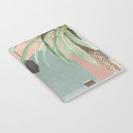 Moroccan Pool Notebook