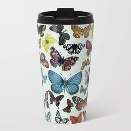 BUTTERFLY CLUSTER II Travel Mug