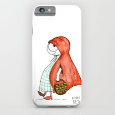 Little Red iPhone 6s Slim Case