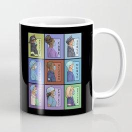 Pandemic Series - Version 2 Coffee Mug