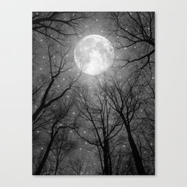 May It Be A Light Canvas Print