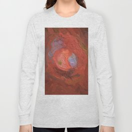 Abstract Mandala 105 Long Sleeve T-shirt