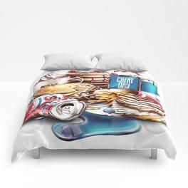 Cheat Day Comforters