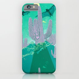 BAT COUNTRY iPhone Case
