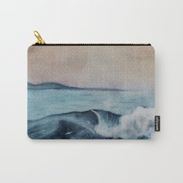 Salt water cure Carry-All Pouch