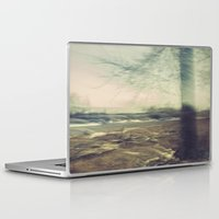 blur Laptop & iPad Skins featuring BLUR by Dano Photography