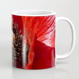 Sunlit Poppy Coffee Mug