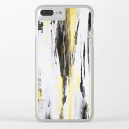 Mythical Birch - 2018 Clear iPhone Case