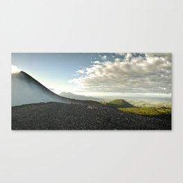 On my way to León Canvas Print
