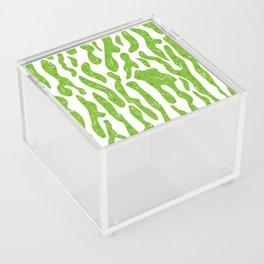 Splattered Slime [WHITE] Acrylic Box