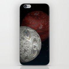 The Mars Hoax iPhone & iPod Skin