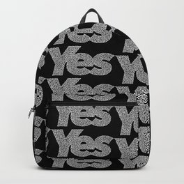 Yes Repeat Backpack
