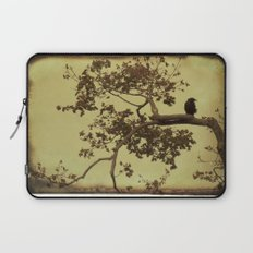 Old Crow Laptop Sleeve