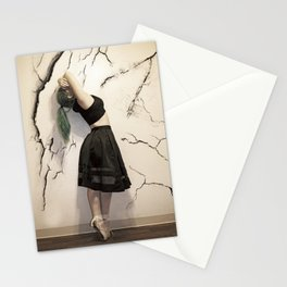 Dancing with Destruction Stationery Cards