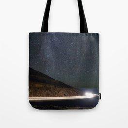 Night Traveler Tote Bag