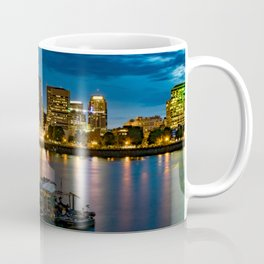 Still Night in Portland Coffee Mug