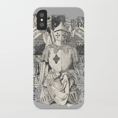 Knight iPhone X Slim Case