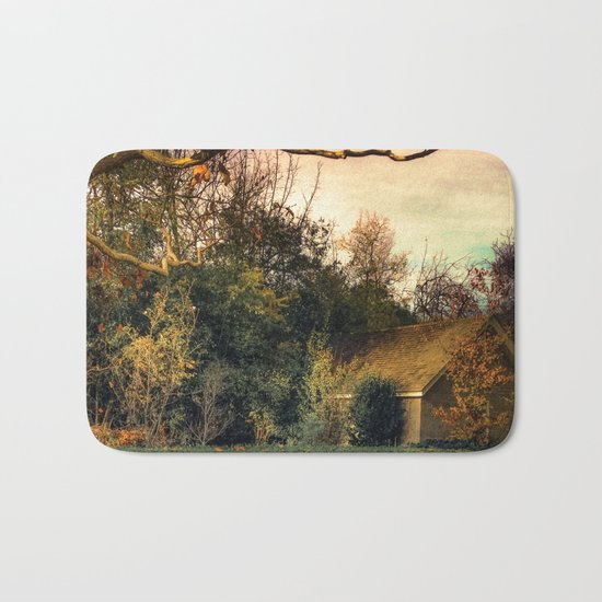 Enchanting Autumn Bath Mat
