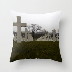Lorraine American Cemetery and Memorial   St-Avold France Nr. 2 Throw Pillow