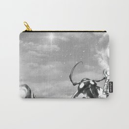 Ladybug Wizard Carry-All Pouch