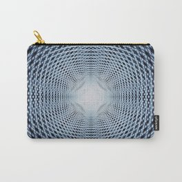 Concentric Symmetry Carry-All Pouch