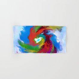 Color Gyroscope Hand & Bath Towel