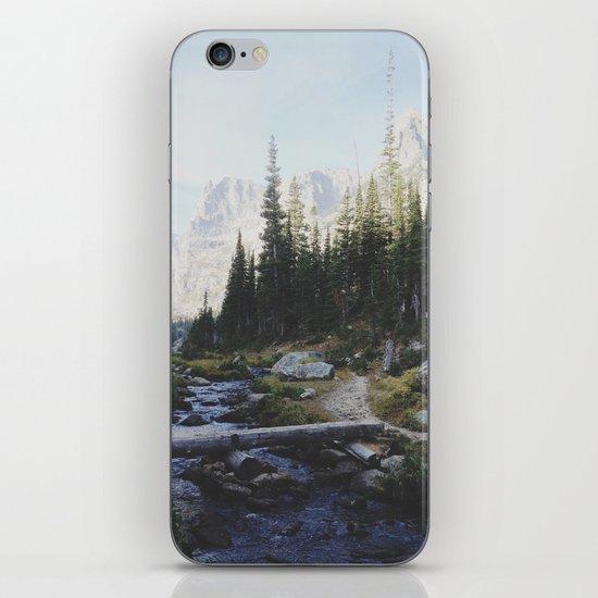 Rocky Mountain Creek iPhone & iPod Skin