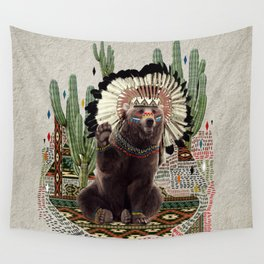 AHANU Wall Tapestry