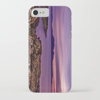west coast iPhone & iPod Cases featuring West Coast Goodnight by Paul & Fe Photography