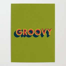Groovy Poster