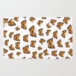 Papillons Rug