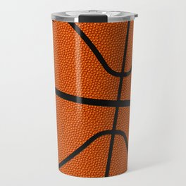 Fantasy Basketball Super Fan Free Throw Travel Mug