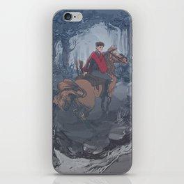 Riot Horse iPhone Skin