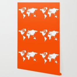 Vermillion Elegant World Wallpaper