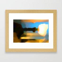 Paradigm Drift Framed Art Print
