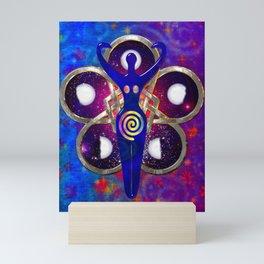 Cycles 3D Egyptian Goddess Mini Art Print