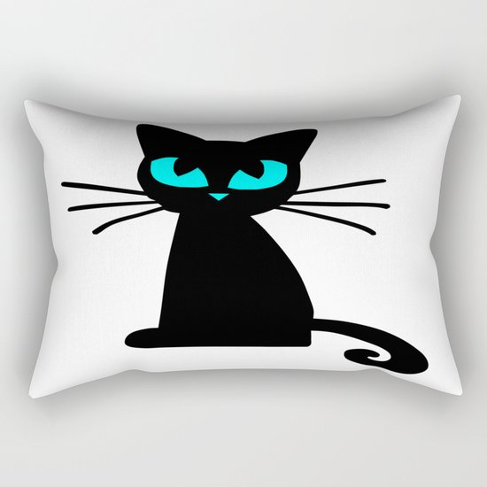 I Hate Mondays  Rectangular Pillow