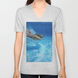 Sea pleasure Unisex V-Neck